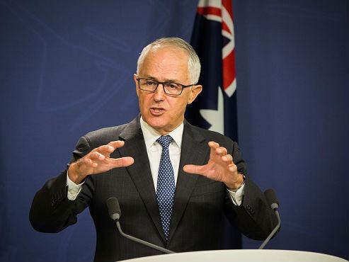 """英媒:澳总理访美前称中国不是威胁 中国没有""""任何敌意"""""""