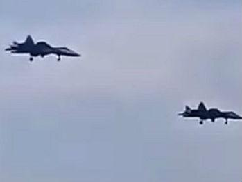 俄媒:俄向叙派驻苏-57战机 继续支援叙政府军行动