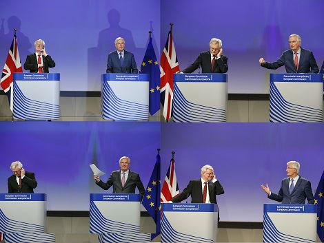 英媒称英国欲延长脱欧过渡期至2020年后