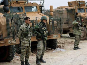 叙政府军出手救援库尔德武装?更像是跑马圈地