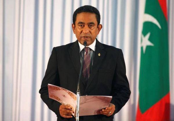 8 马尔代夫总统亚明(网络图片)