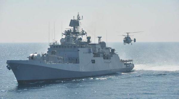 印度海军(网络图片)