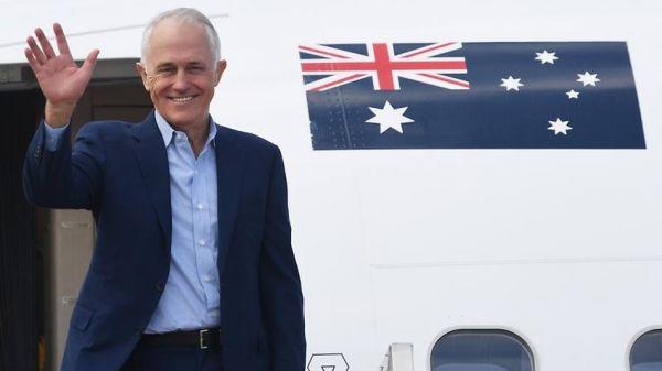 澳大利亚总理特恩布尔访问美国