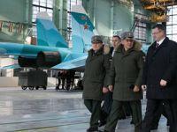 亲临视察!俄防长参观苏-34生产厂