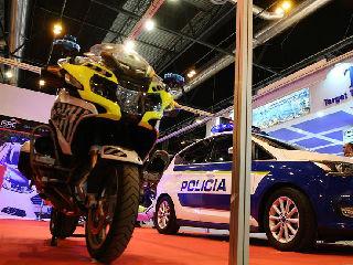 西班牙马德里举行国际安防展