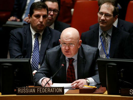 俄方最后时刻提修改意见 安理会未就在叙停火草案达共识