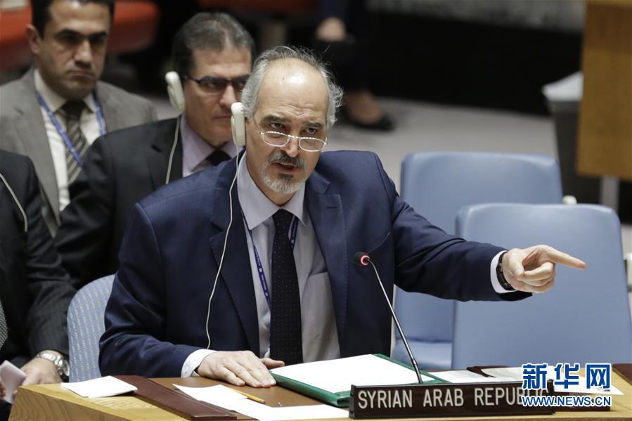 安理会通过叙利亚全境停火决议