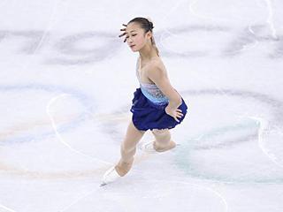 冬奥赛场上的中国新生代