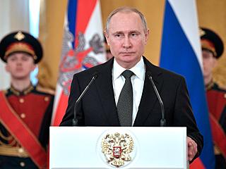 普京:俄军队建设不能放松