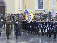 爱沙尼亚庆祝独立百年