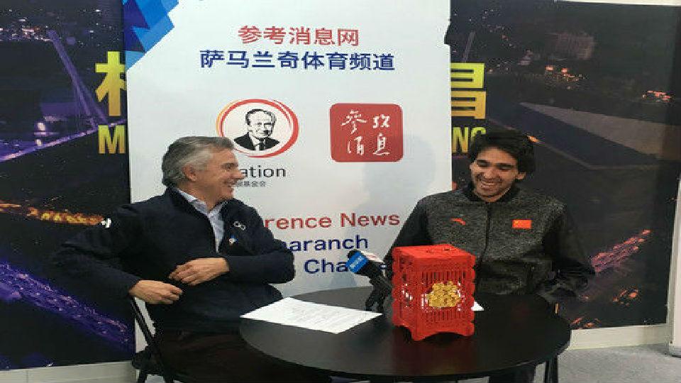 国际奥委会副主席胡安·萨马兰奇:北京冬奥一定会做到最好