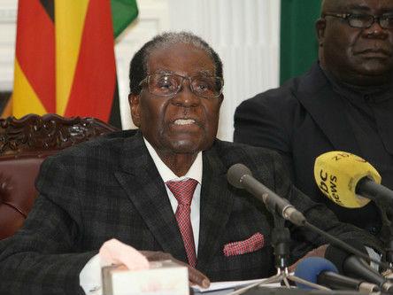 法媒:津巴布韦前总统穆加贝低调庆祝94岁生日