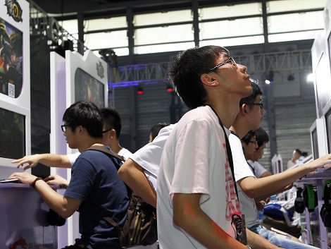 港媒:中国技术巨头打响手机游戏争夺战 独立游戏成新战利品