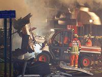 英国莱斯特商铺爆炸致4伤 或与恐袭无关