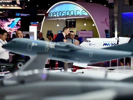 阿联酋青睐中国军用无人机 美媒:中国无人机中东展现实力