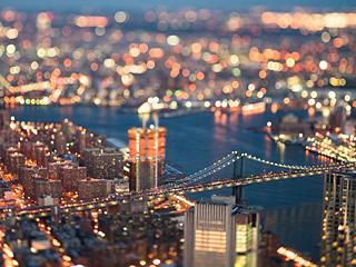 你从未见过的纽约