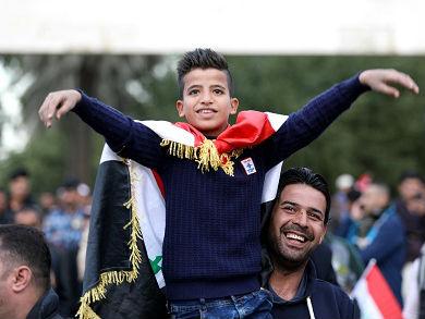近40年来首次在伊主场比赛 伊拉克沙特将展开足球外交