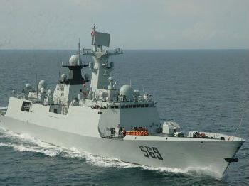 俄媒建议海军选购中国军舰:建造速度快 换装武器便捷