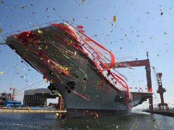 日媒称中国军力跃升引美警觉:2035年实力对比或逆转