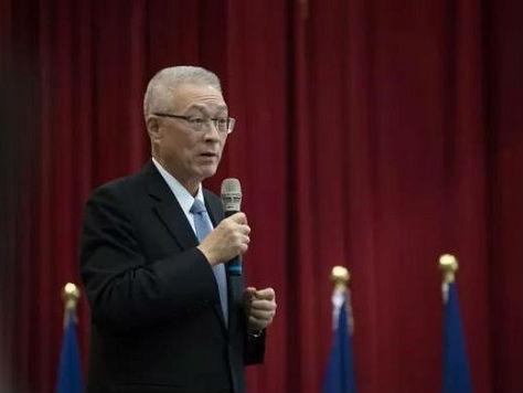 台媒:吴敦义有意出席国共论坛 蔡英文是否放行成焦点