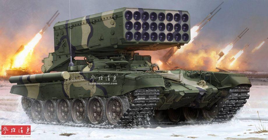 """锻造""""死神""""!看俄工厂制造喷火坦克"""