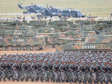 境外媒体:解放军致力向信息化部队转型