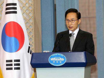 韩检方推迟对前总统李明博问询:因调查其新贿赂嫌疑
