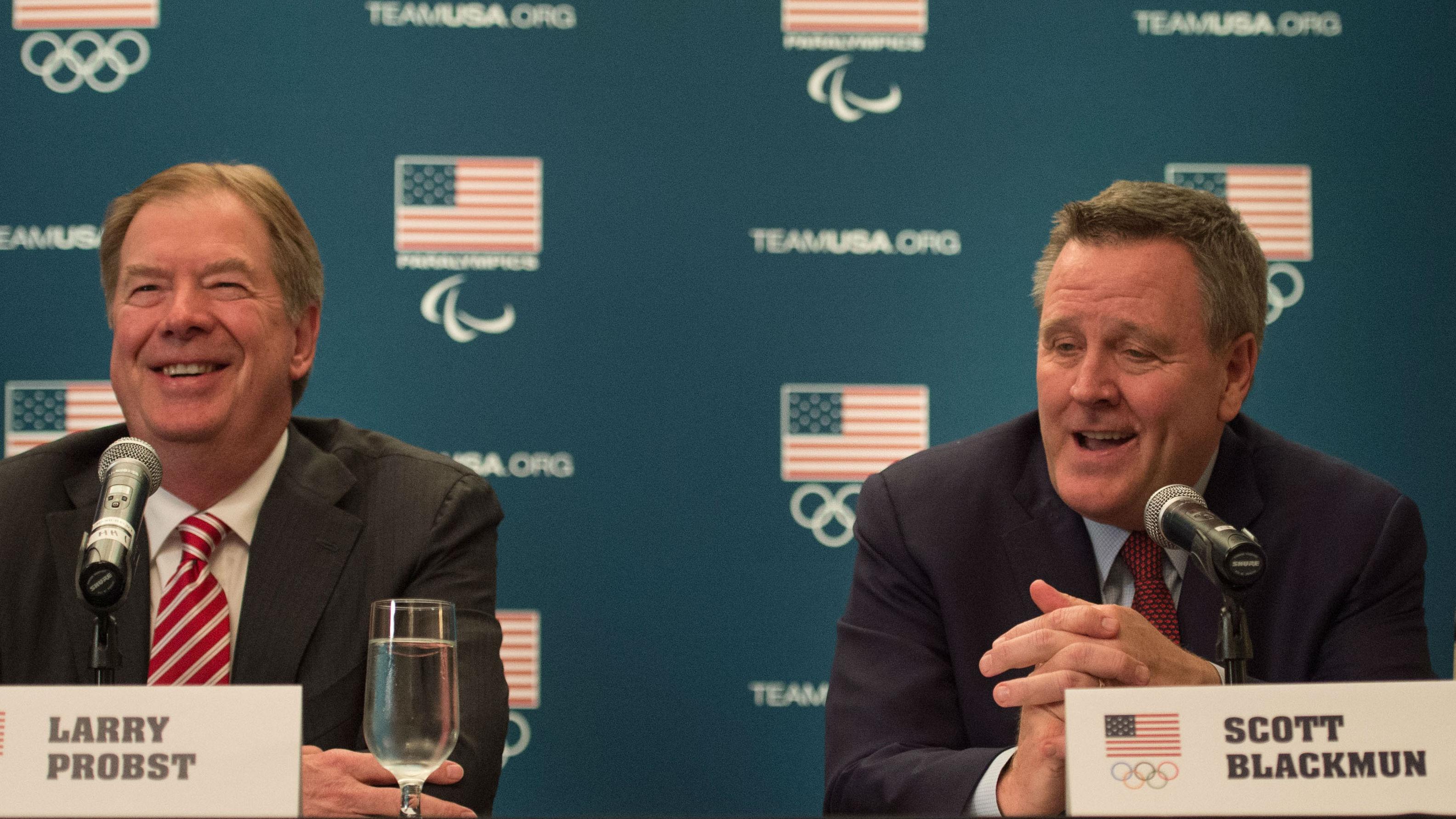 健康状况堪忧? 美奥委会首席执行官因体操界性丑闻辞职