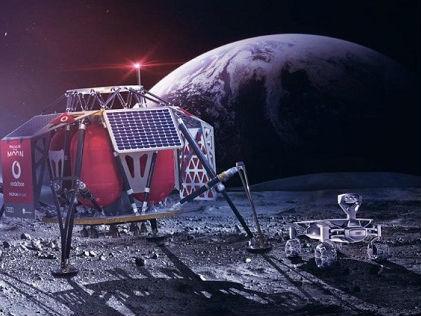 月球也能装4G网? 英媒:硬件设备2019年发射升空