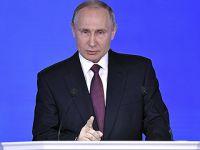 普京发表国情咨文:促进民生和经济发展