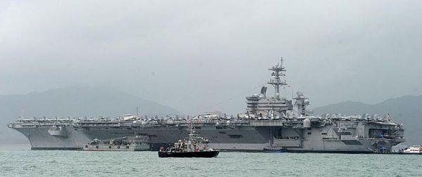 """越南为何答应美航母访问岘港?""""蓝鲸""""油气区项目或是诱因"""