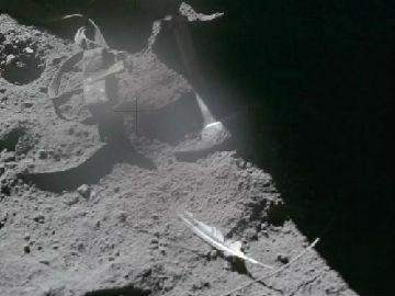 """美媒:人类在月球上留下多少""""垃圾""""?"""