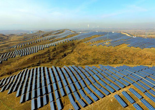 """美媒惊叹中国能源武器全是""""绿色"""":将替代美国成为主宰者"""
