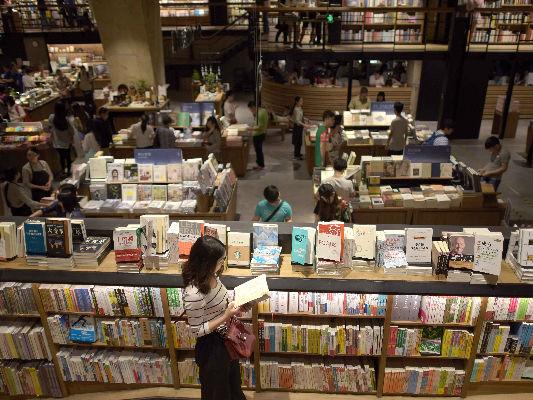 韩媒:文创产业为成都发展添动力 逛书店成市民日常