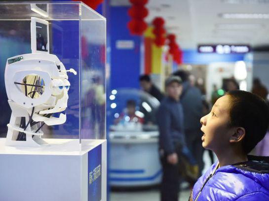 韩媒:中国机器人产业发展迅猛 竞争力已赶超韩国