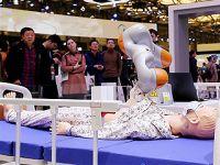 中国家电及消费电子博览会在上海举行