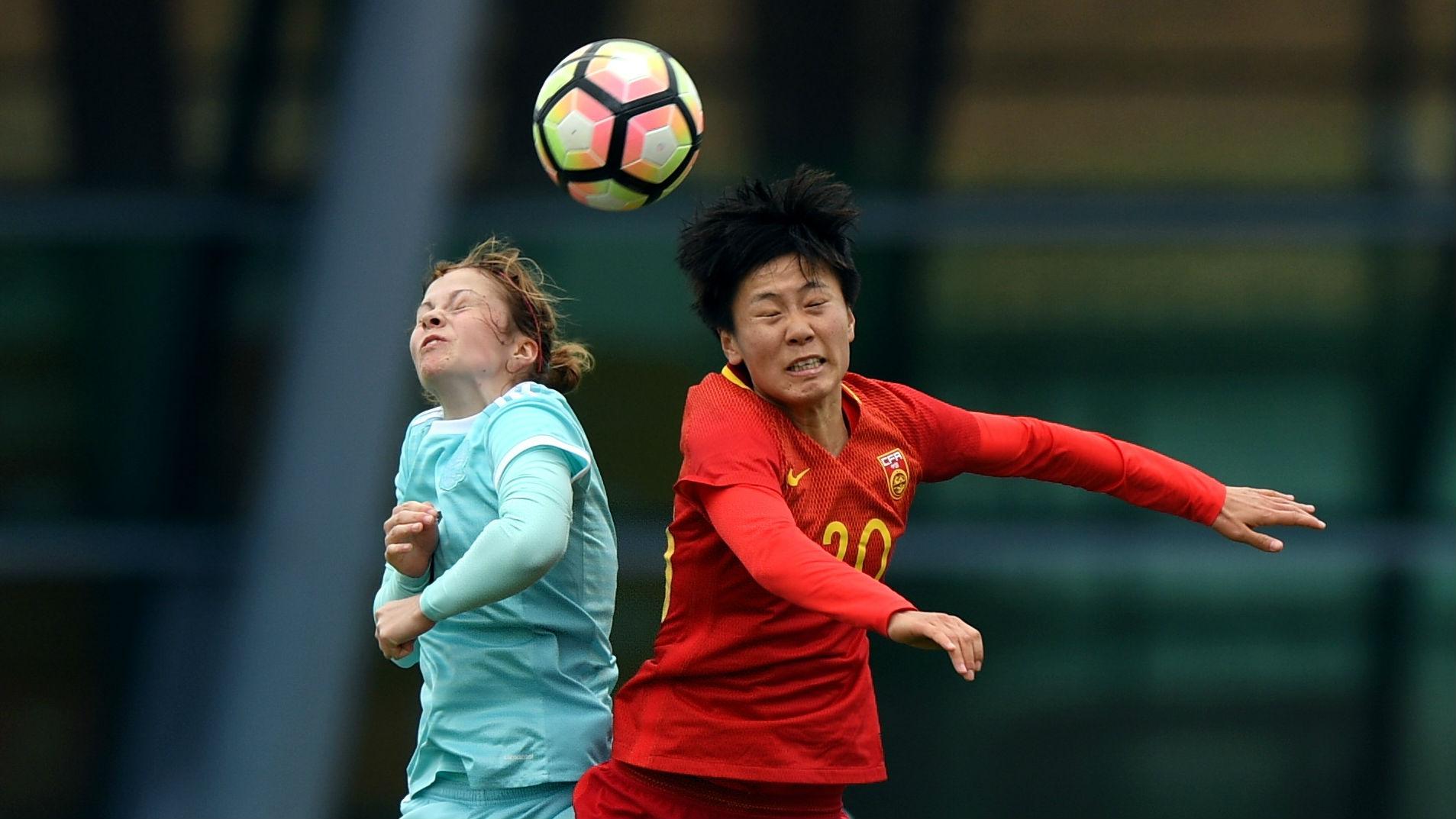 中国女足阿尔加夫杯位列倒数第二 更换冰岛主帅反倒重回低谷