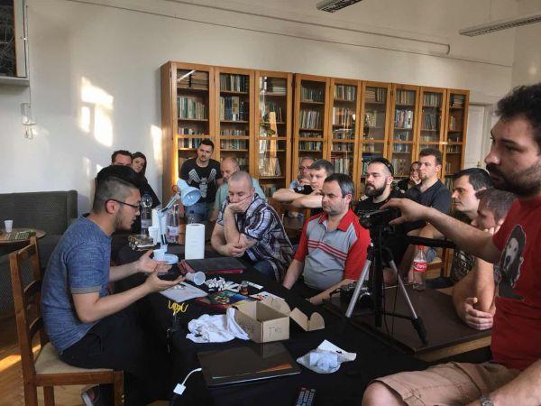 9与欧洲模型大师交流