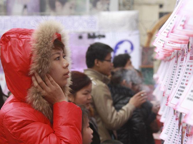 西媒称中国单身女性独立且乐观 老一辈头脑逐渐开放