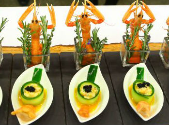 港媒:中餐渐成美国富人美食选项 档次升至新高度