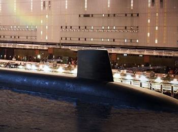 英军建新型无畏级战略核潜艇 每艘仅带40枚核弹头