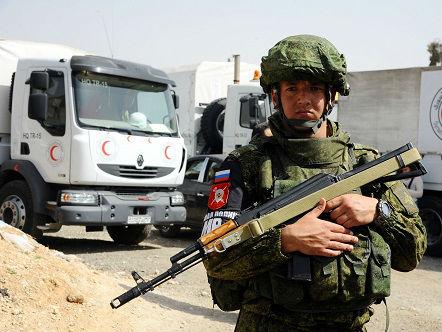"""俄媒:西方媒体为叙利亚叛军""""洗白"""" 试图掩盖叙利亚真相"""