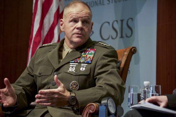 """美海军陆战队司令称频繁坠机是人祸 媒体一句话令其""""扎心"""""""