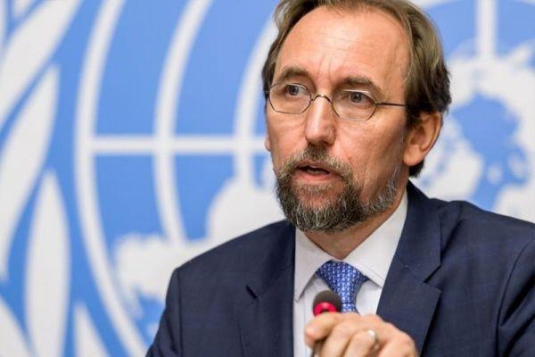 联合国人权事务高级专员扎伊德·侯赛因