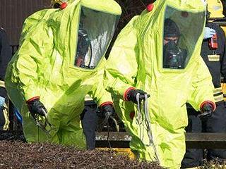 揭秘对付英俄双面间谍毒剂