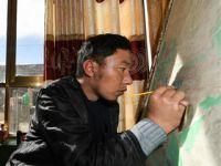 见证藏文化千年活态传承的藏娘唐卡