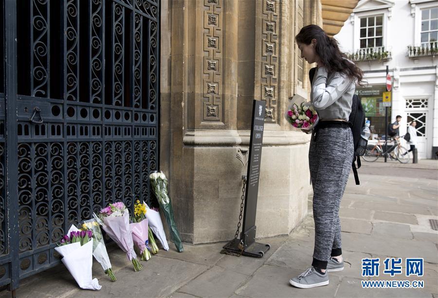 霍金去世:走进他生前任教的剑桥大学