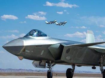 英媒:中国将研发新版歼-20隐身战机 准备启动6代机项目