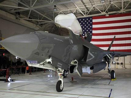 台军方称已向美提出采购F-35B 台媒:10年内未必能拿到
