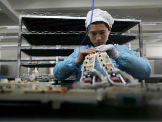 美媒:中国前两月工业与投资增速加快 经济显露融融春意